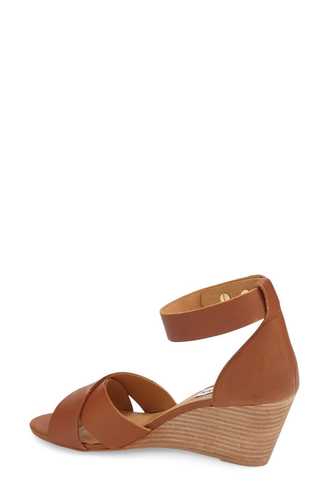 Alternate Image 2  - Steve Madden 'Nilla' Wedge Sandal (Women)