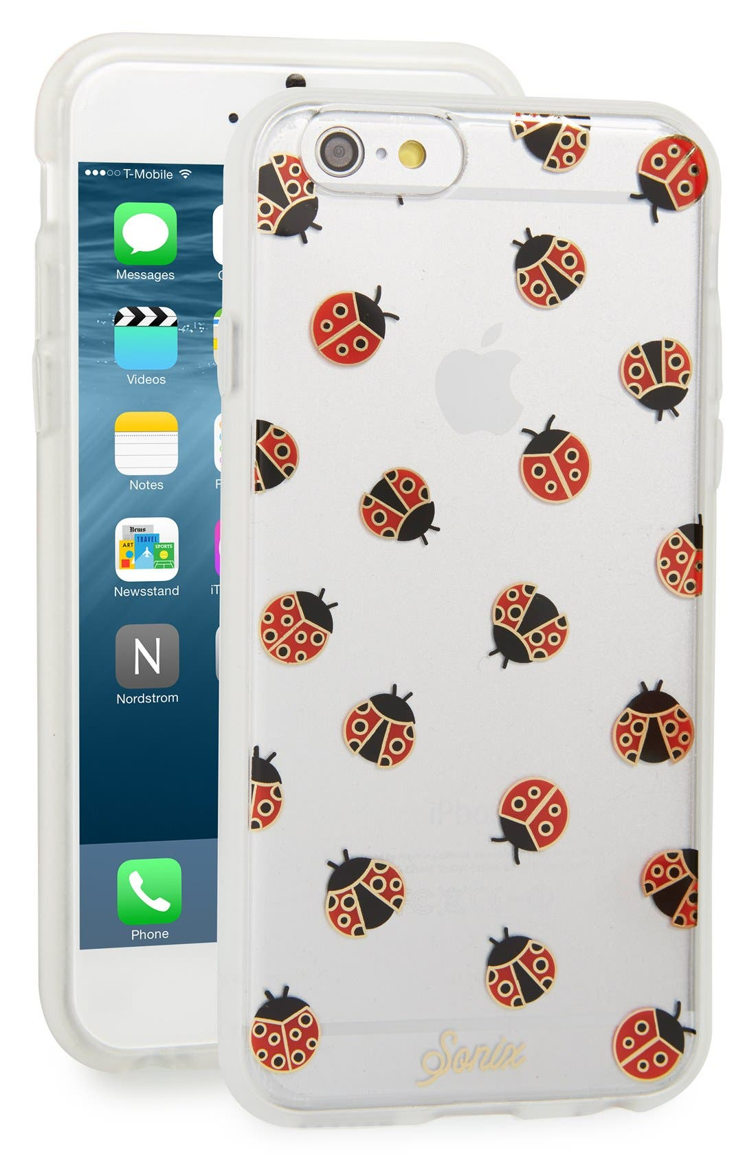 Alternate Image 1 Selected - Sonix Lady Luck iPhone 6/6s Case