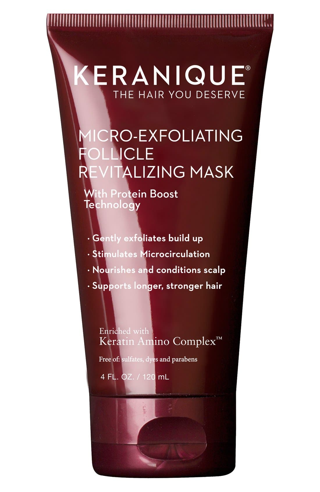 Keranique Micro-Exfoliating Follicle Mask