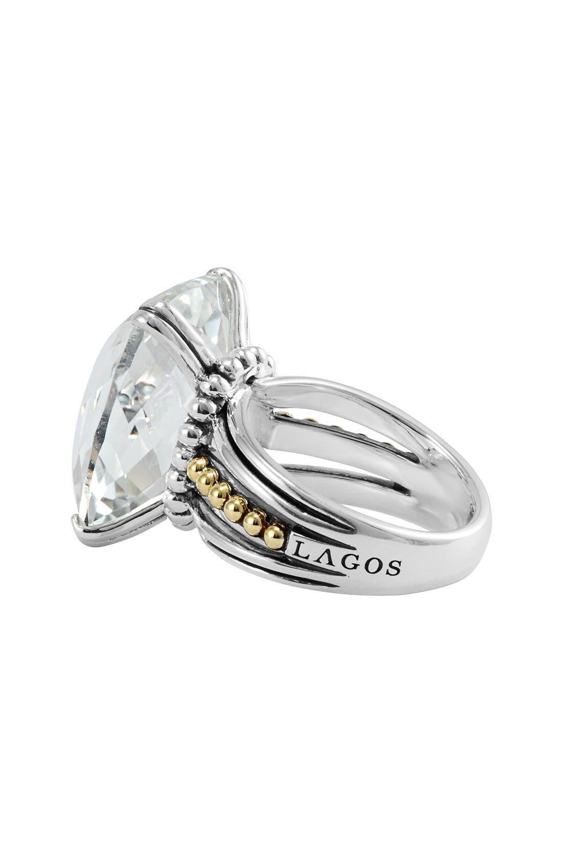 Alternate Image 2  - LAGOS 'Prism' Stone Ring