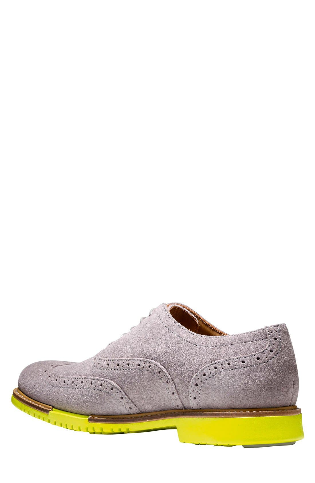 Alternate Image 2  - Cole Haan 'Great Jones' Wingtip   (Men)