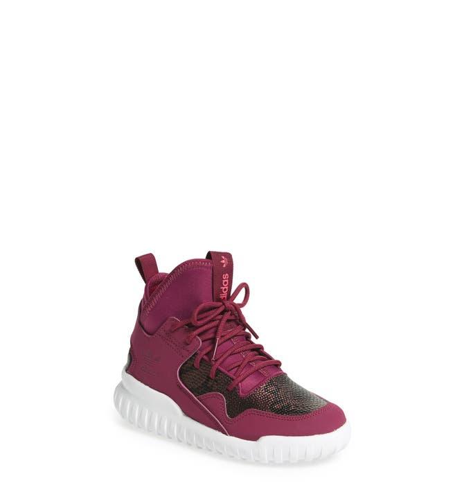 Adidas 'Tubular' Sneaker (Baby, Walker, Toddler, Little Kid \\ u0026