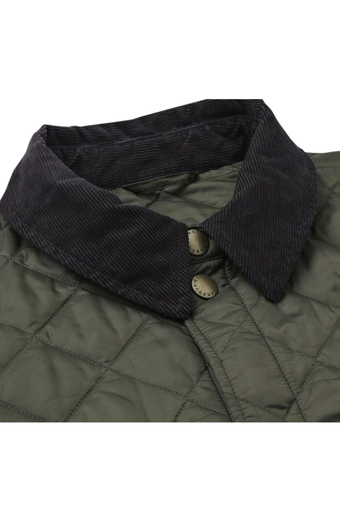 Alternate Image 5  - Barbour 'Tinford' Regular Fit Quilted Jacket