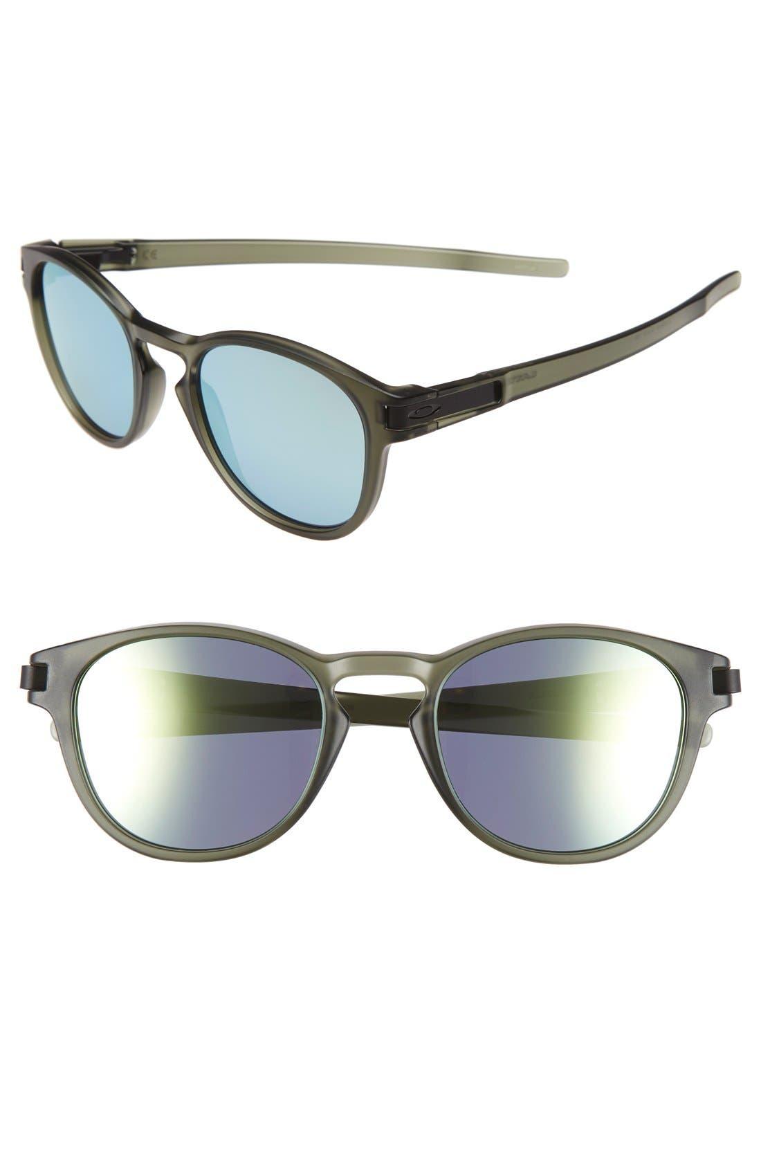 Oakley 'Latch™' 53mm Retro Sunglasses