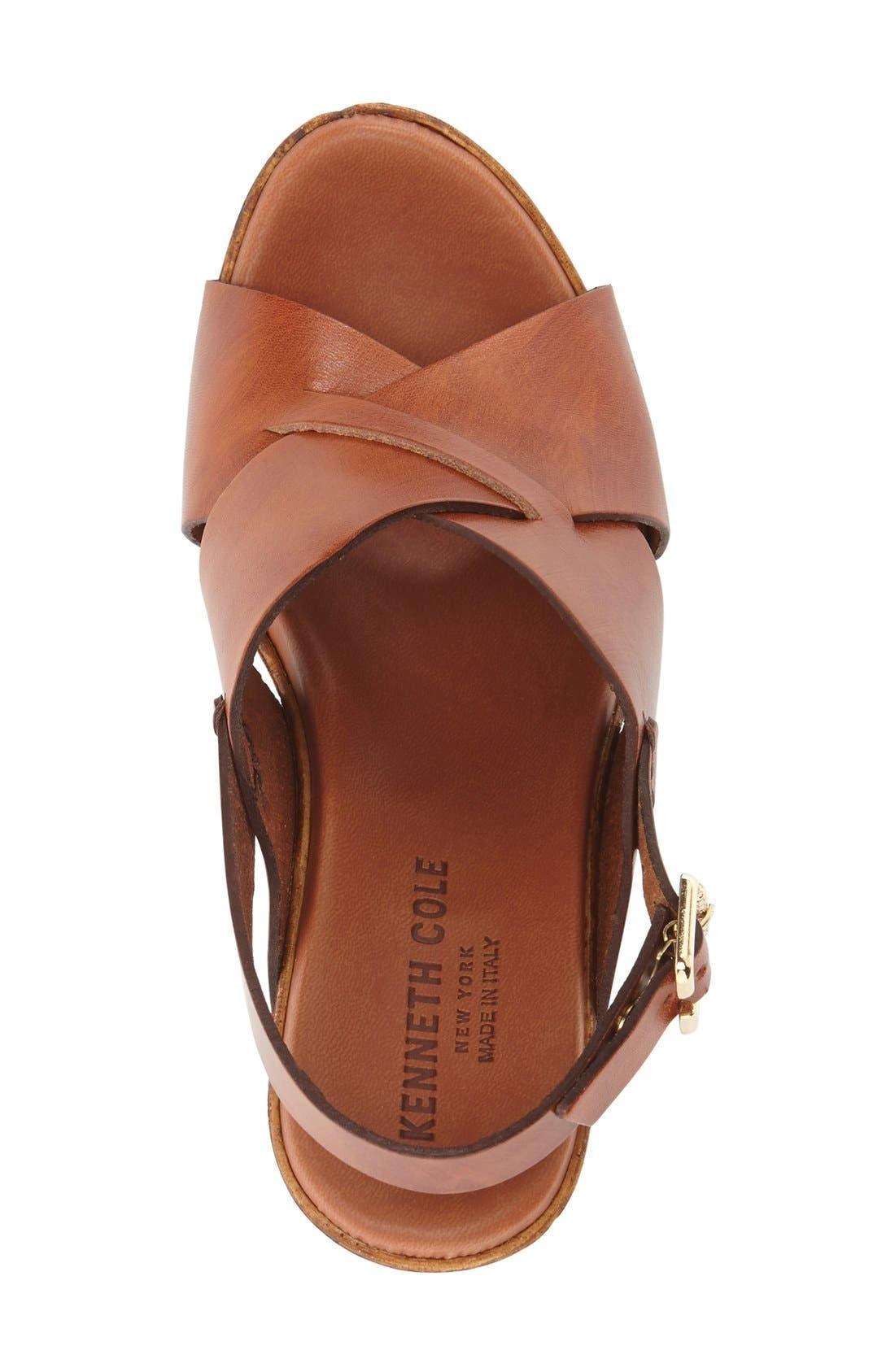 Alternate Image 3  - Kenneth Cole New York 'Belle' Platform Sandal (Women)