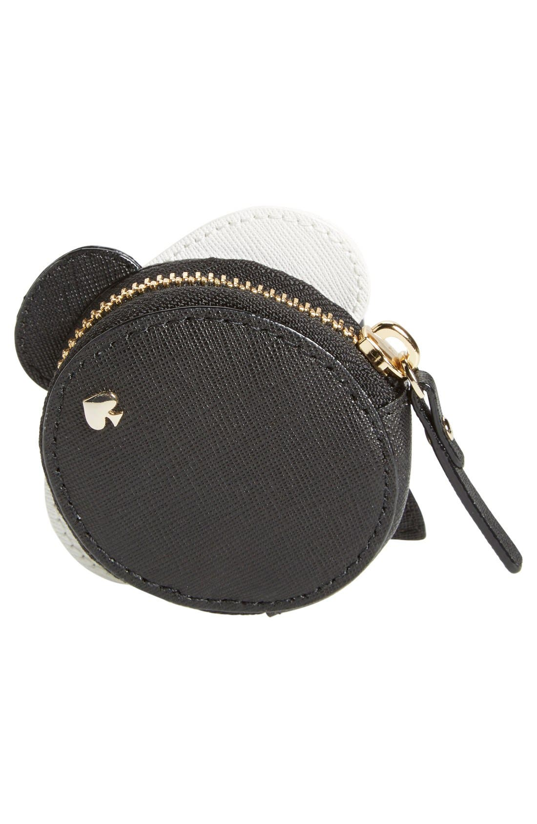 Alternate Image 3  - kate spade new york 'bee' leather coin purse