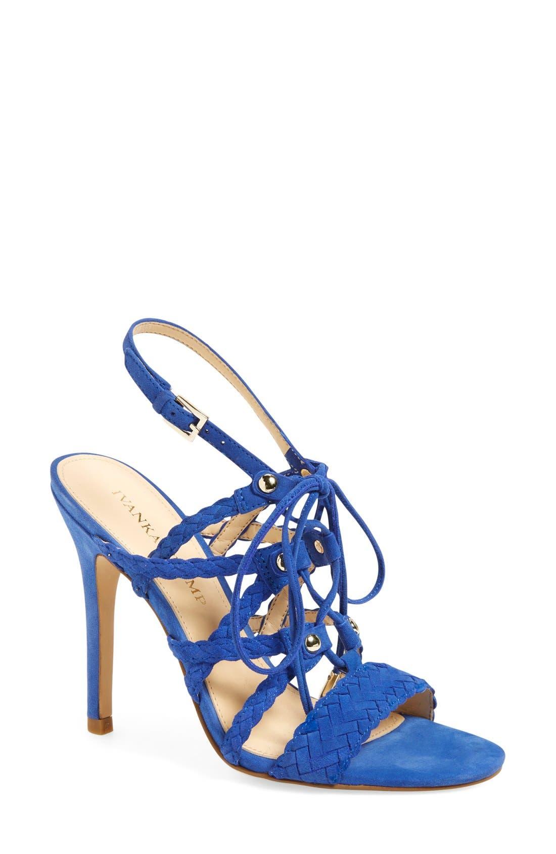 Alternate Image 1 Selected - Ivanka Trump 'Hera' Sandal (Women)