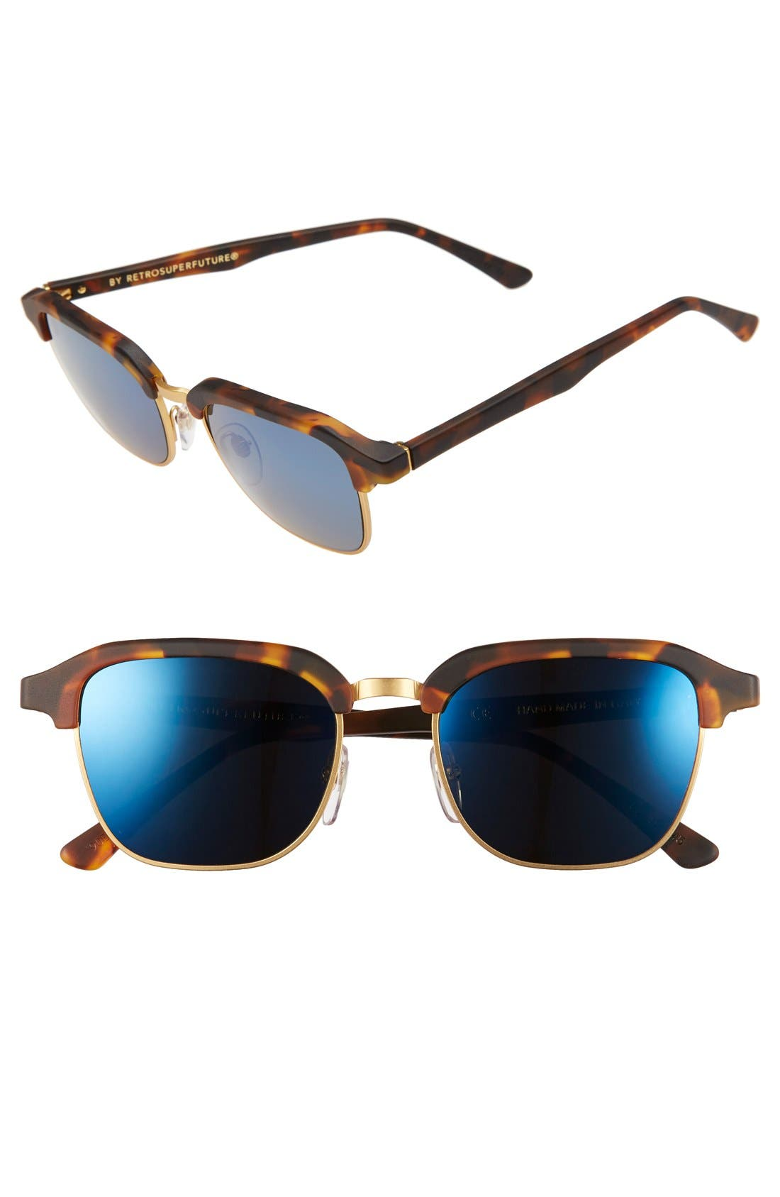 SUPER by RETROSUPERFUTURE® 'Gonzo Team' 53mm Sunglasses