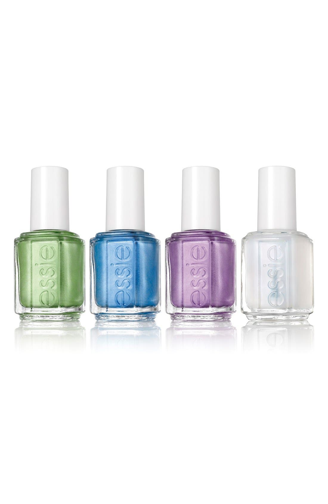 essie® 'Slick Oil Paint' Mini Four-Pack (Limited Edition)