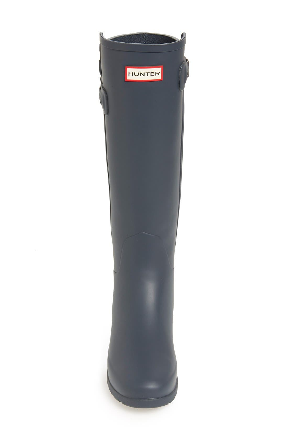 Alternate Image 3  - Hunter 'Original Refined' Rain Boot (Women)