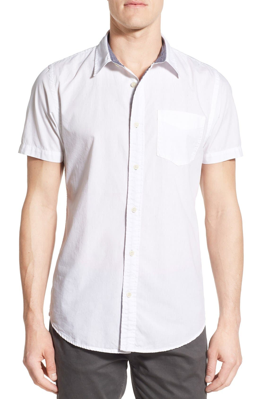 ORIGINAL PAPERBACKS 'Torino' Short Sleeve Woven Shirt