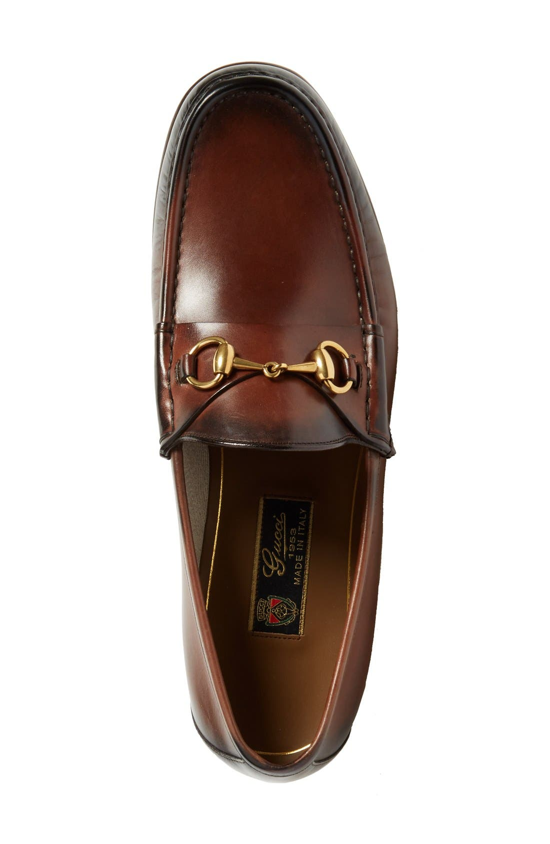 Alternate Image 3  - Gucci 'Roos' Bit Loafer (Men)