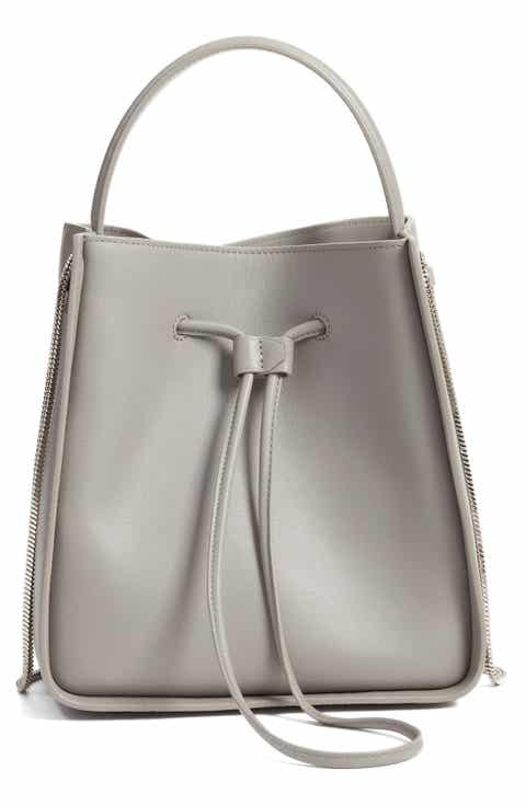 3.1 Phillip Lim 'Small Soleil' Leather Bucket Bag