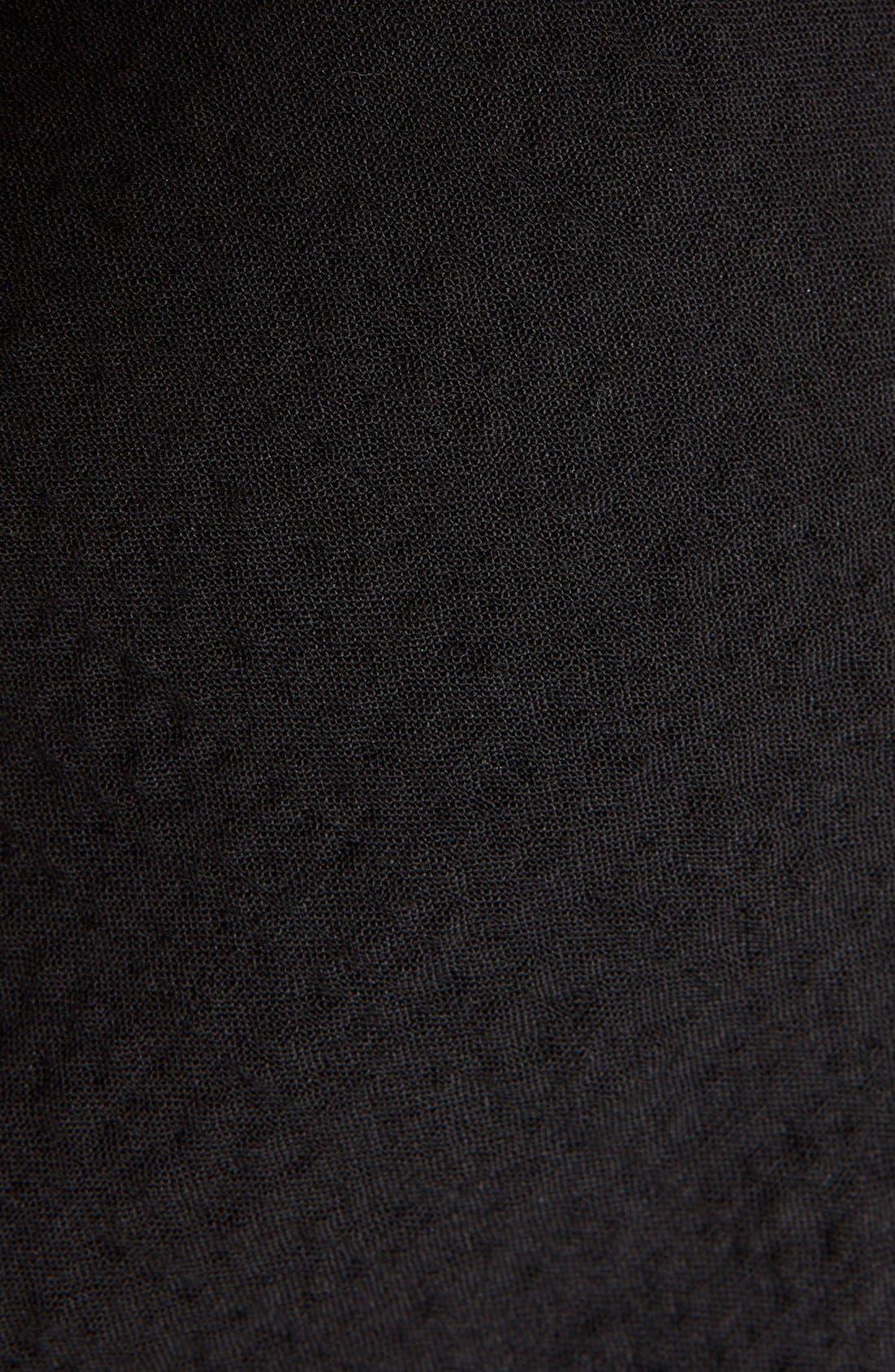 Alternate Image 3  - Rick Owens Sleeveless Jacquard Sheath Dress