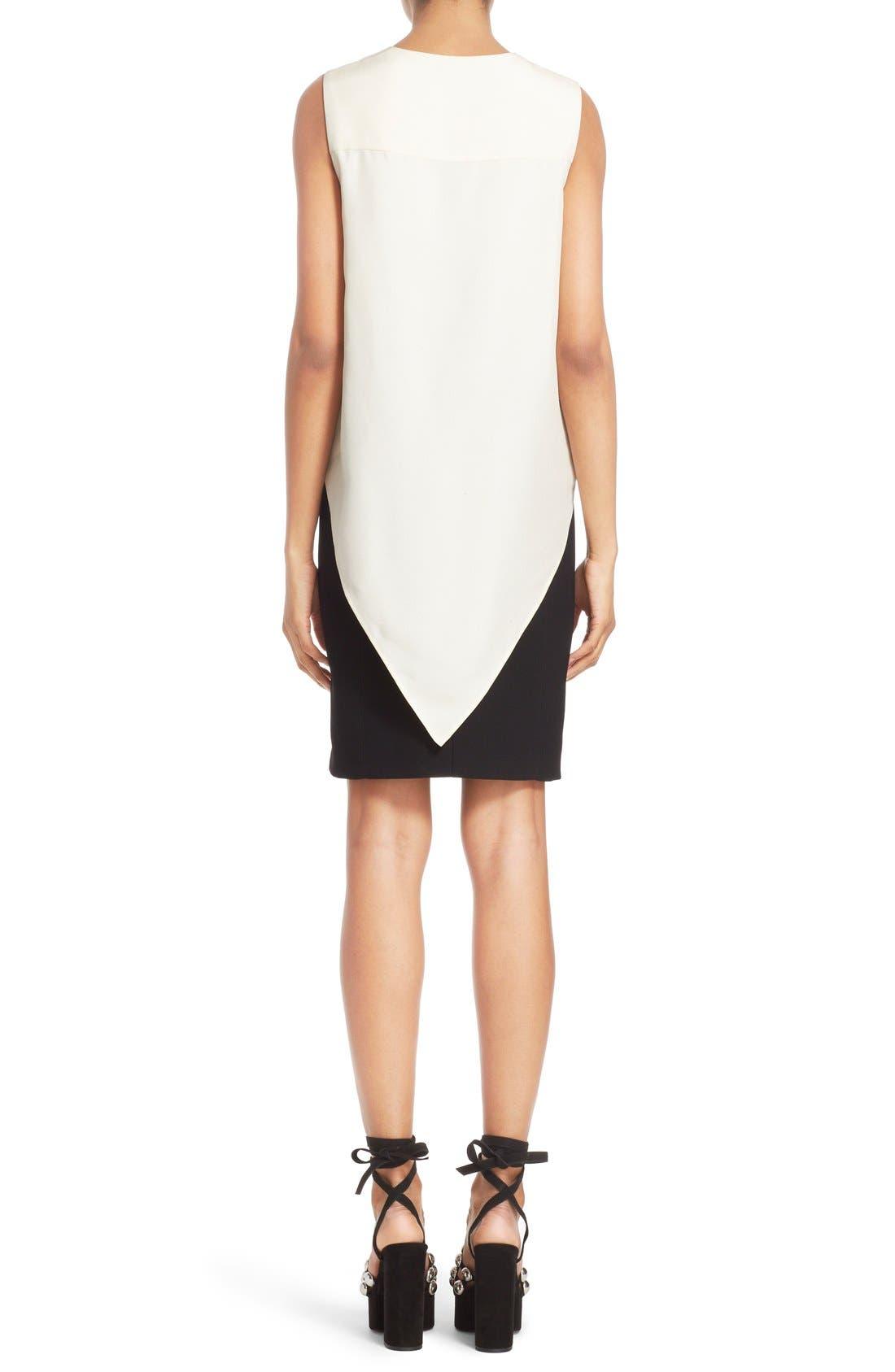 Alternate Image 2  - Alexander Wang Drape Front Dress