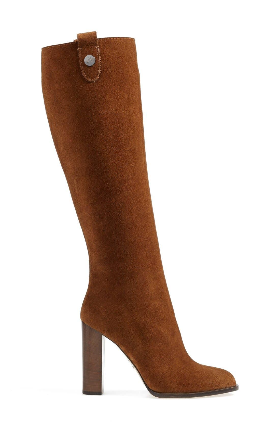Alternate Image 4  - Paul Andrew 'Osman' Knee High Boot (Women)