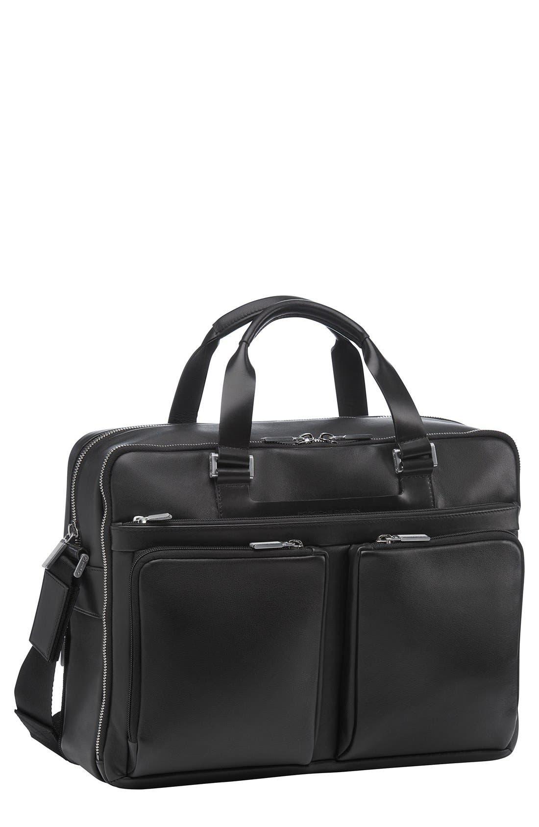 Porsche Design Leather Briefcase Nordstrom