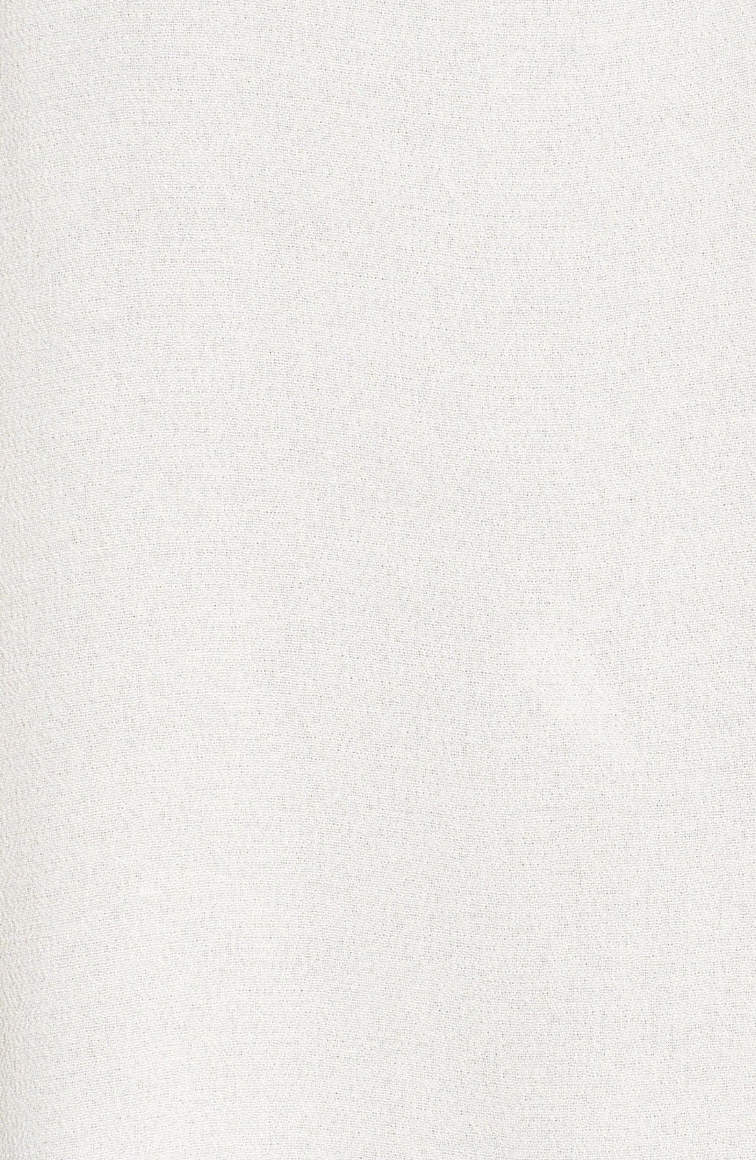 Alternate Image 5  - ASTR Ruffle Blouse