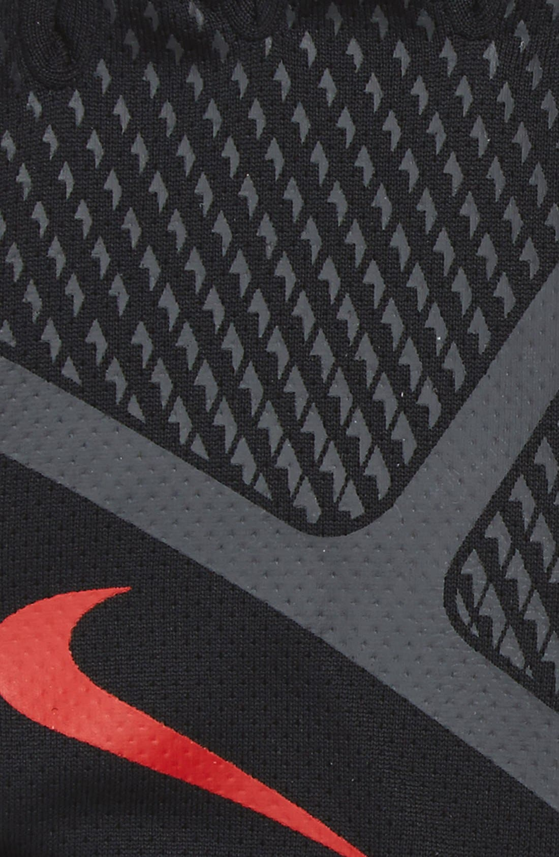 Alternate Image 2  - Nike 'Renegade' Fingerless Padded Training Gloves