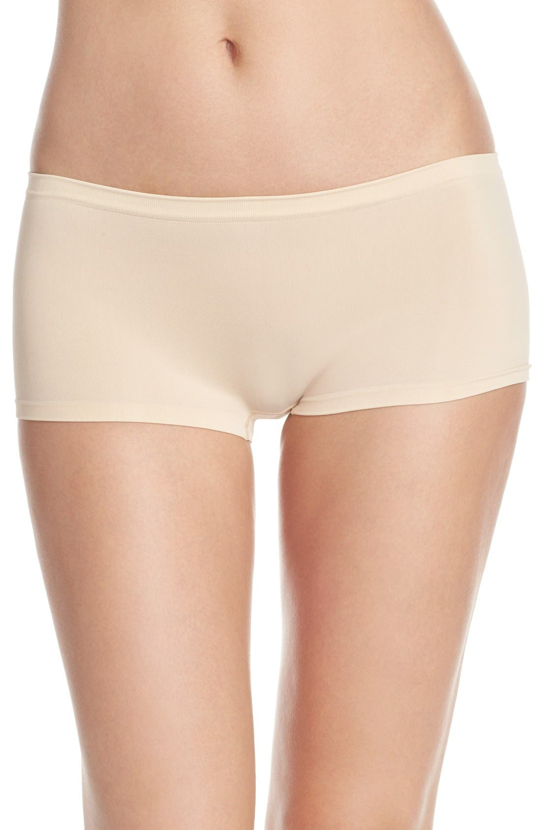Nordstrom Lingerie Seamless Boyshorts (3 for $33)