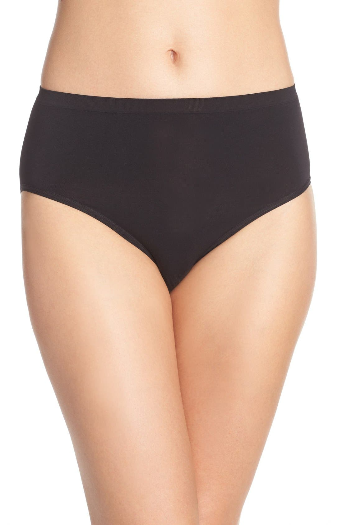 Nordstrom Lingerie Seamless Full Briefs (4 for $34)