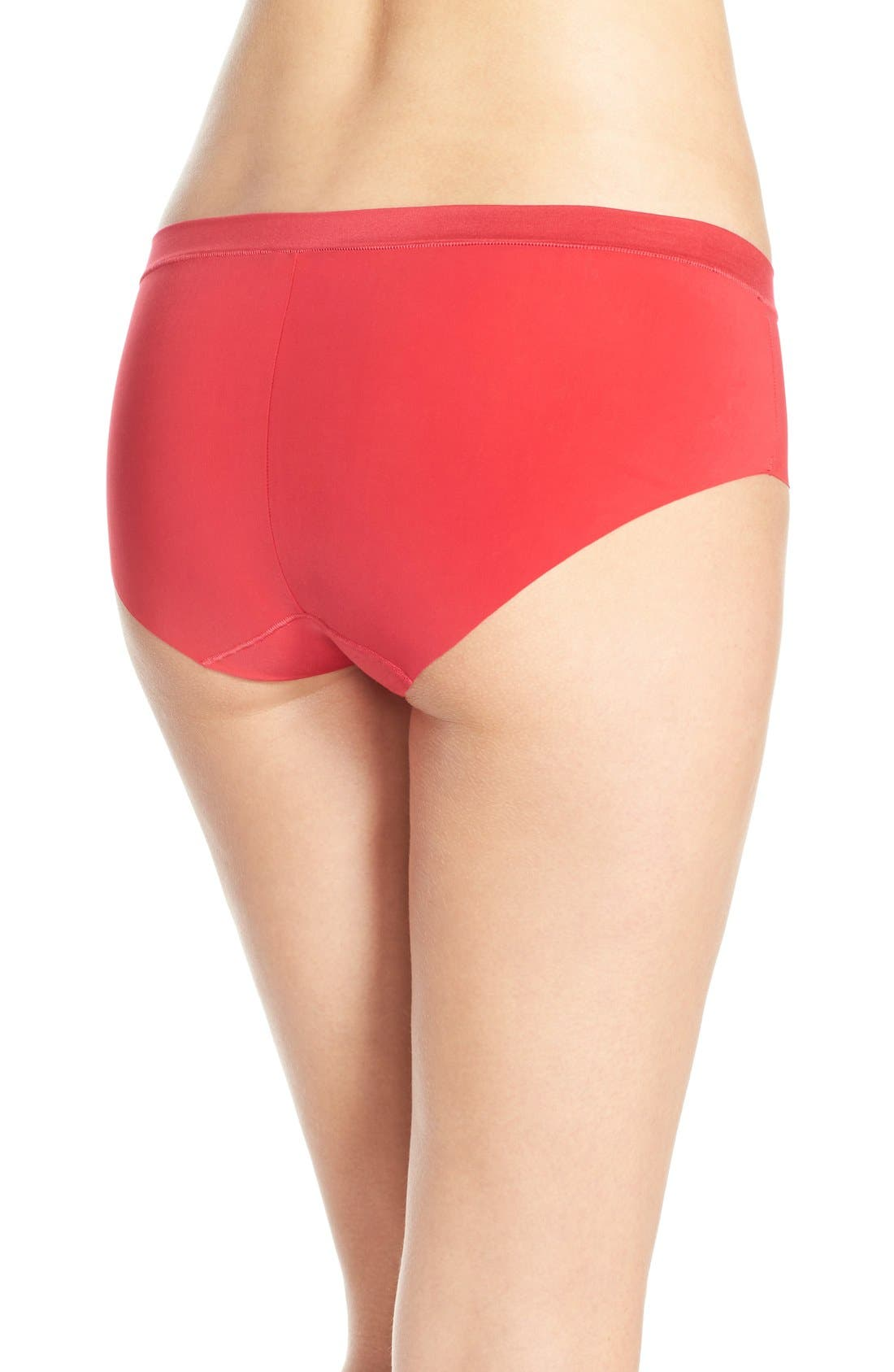 Alternate Image 2  - DKNY 'Fusion' Hipster Briefs