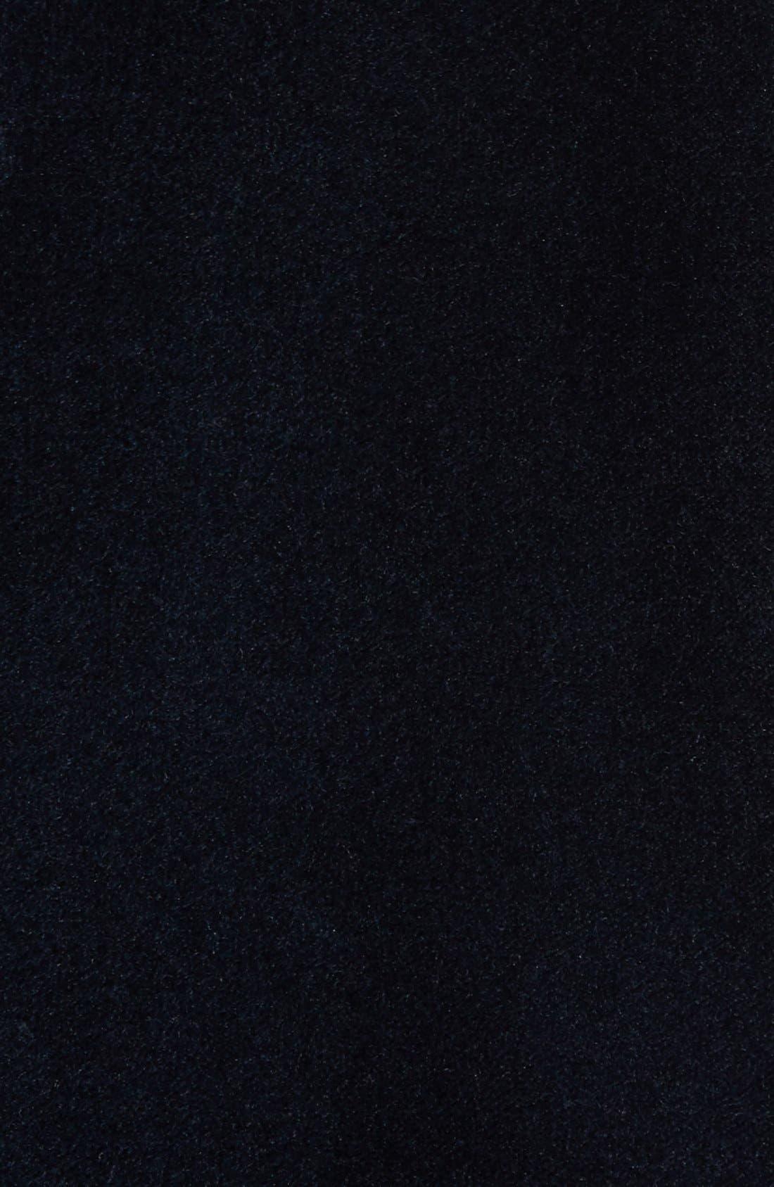 Alternate Image 5  - BOSS 'Haimon' Trim Fit Velvet Dinner Jacket