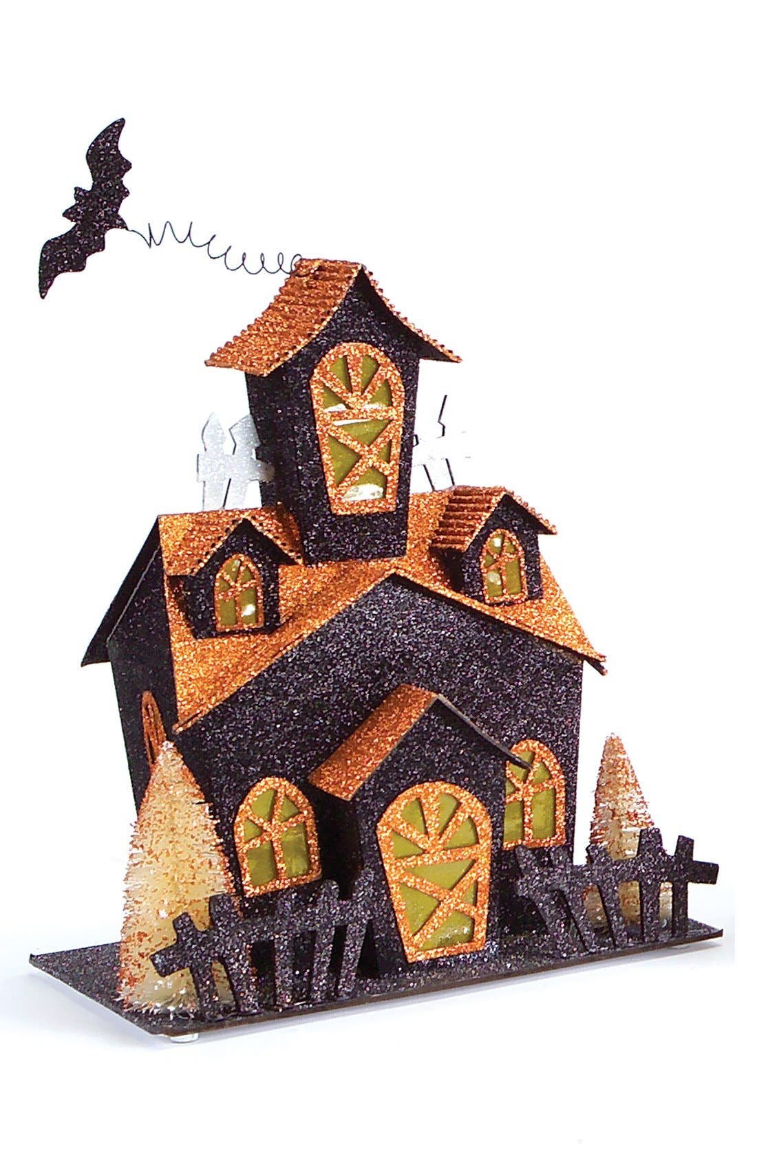 Alternate Image 1 Selected - Melrose Gifts LED Halloween House