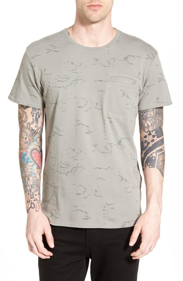 Tavik 39 Aire 39 Pocket Print T Shirt Nordstrom