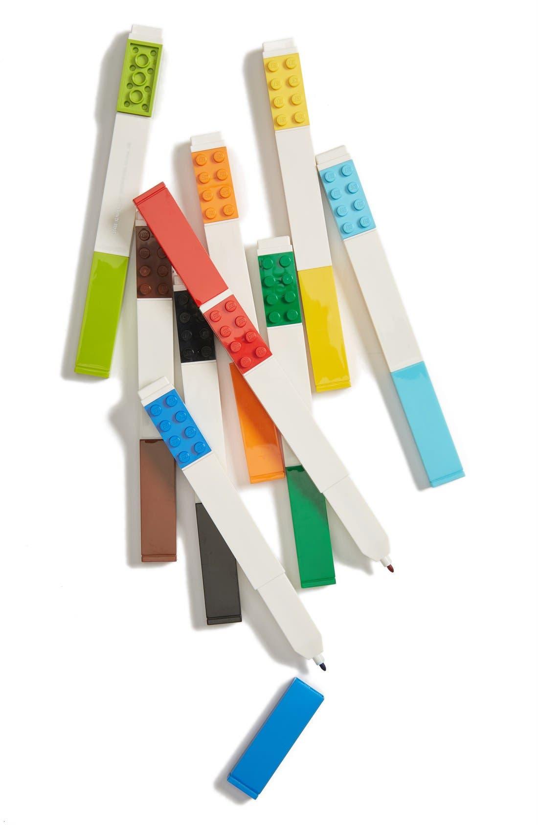LEGO® Marker Set (9-Pack)