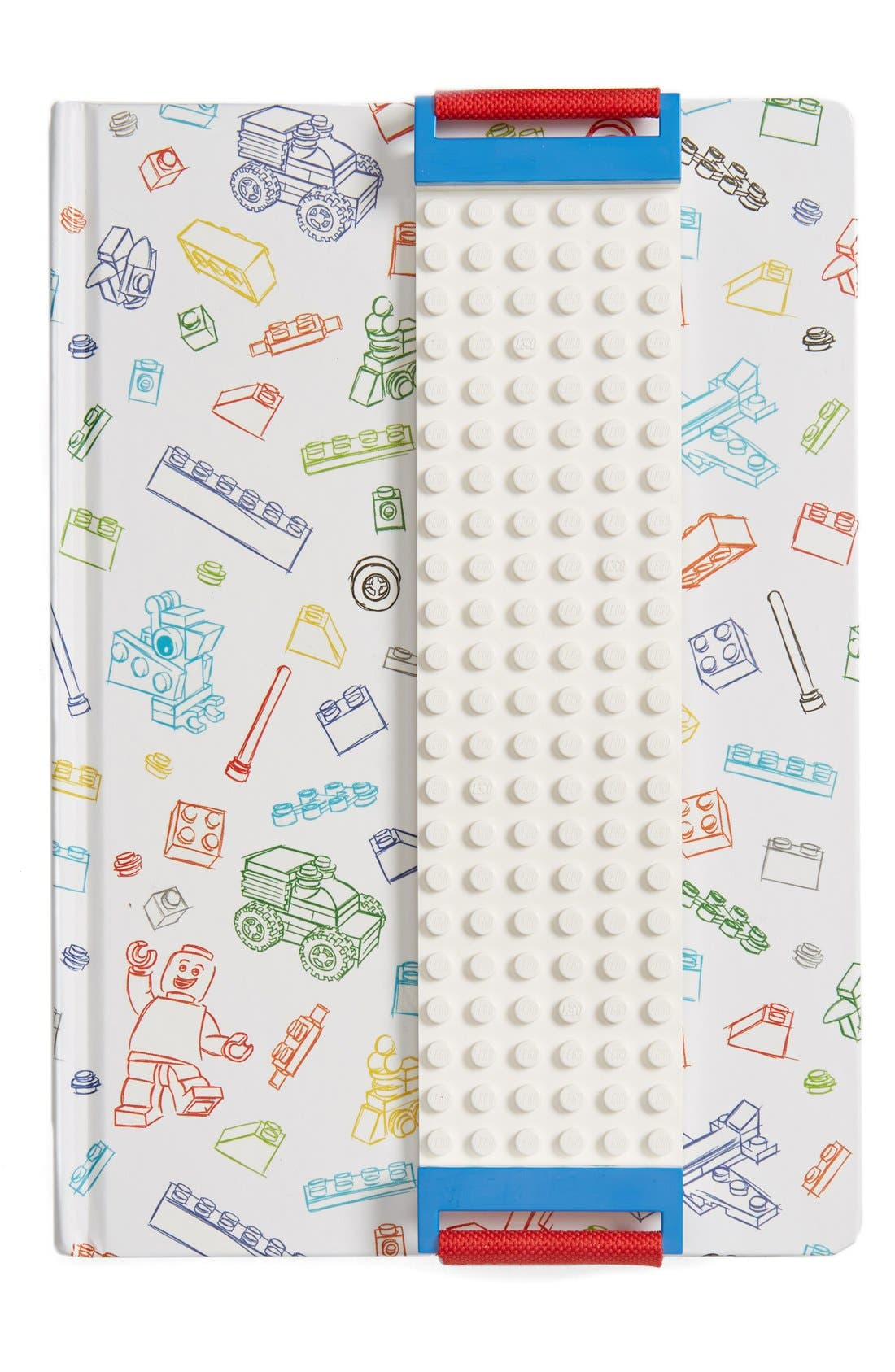 LEGO® Journal with White Band