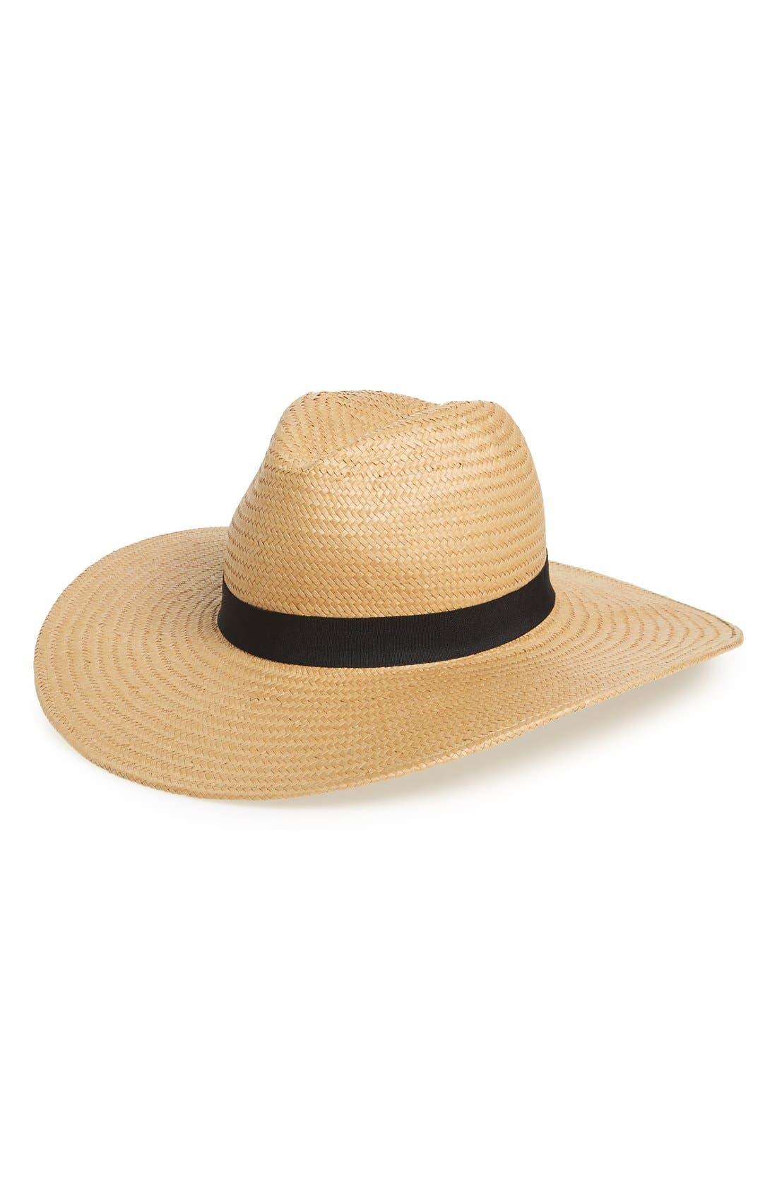 Phase 3 Straw Panama Hat