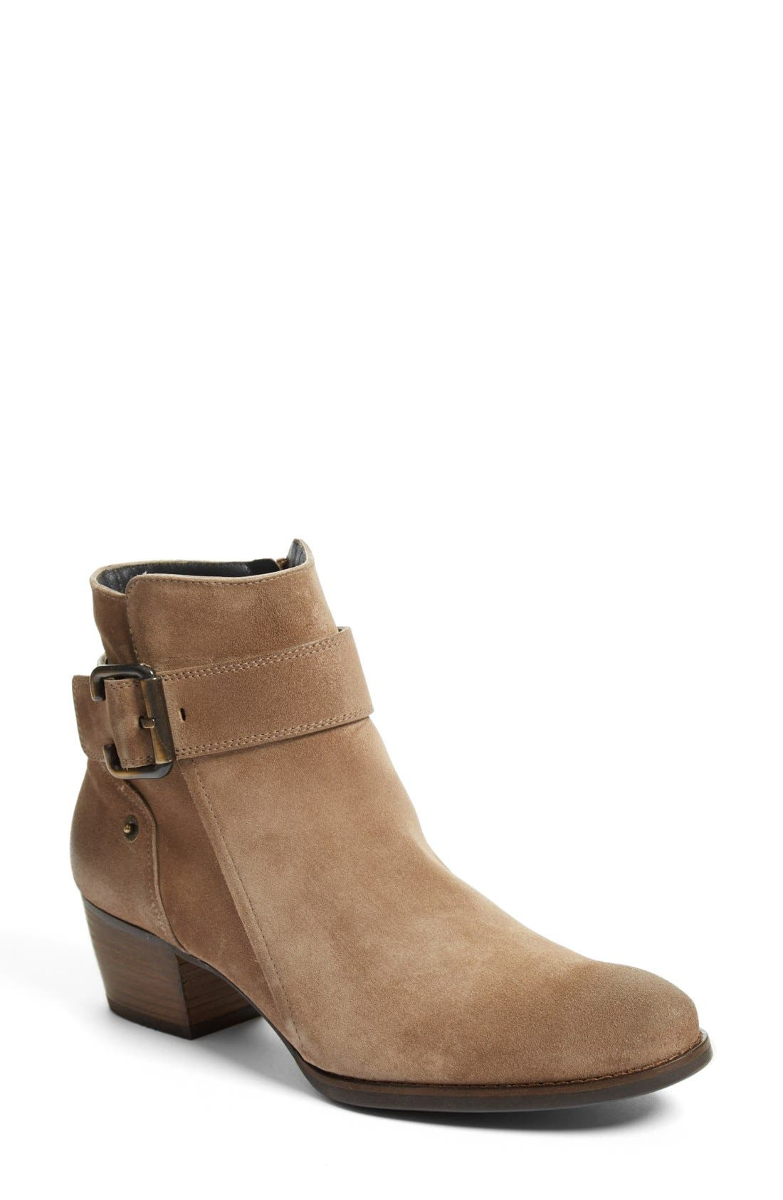 Main Image - Paul Green 'Jano' Moto Bootie (Women)