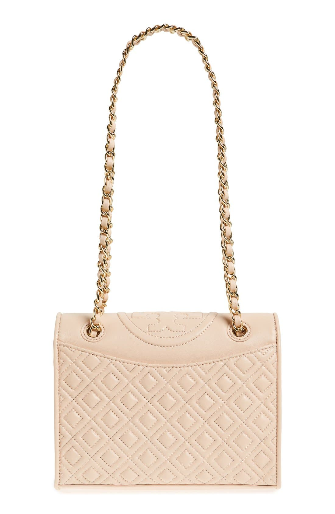 Alternate Image 3  - Tory Burch 'Medium Fleming' Leather Shoulder Bag