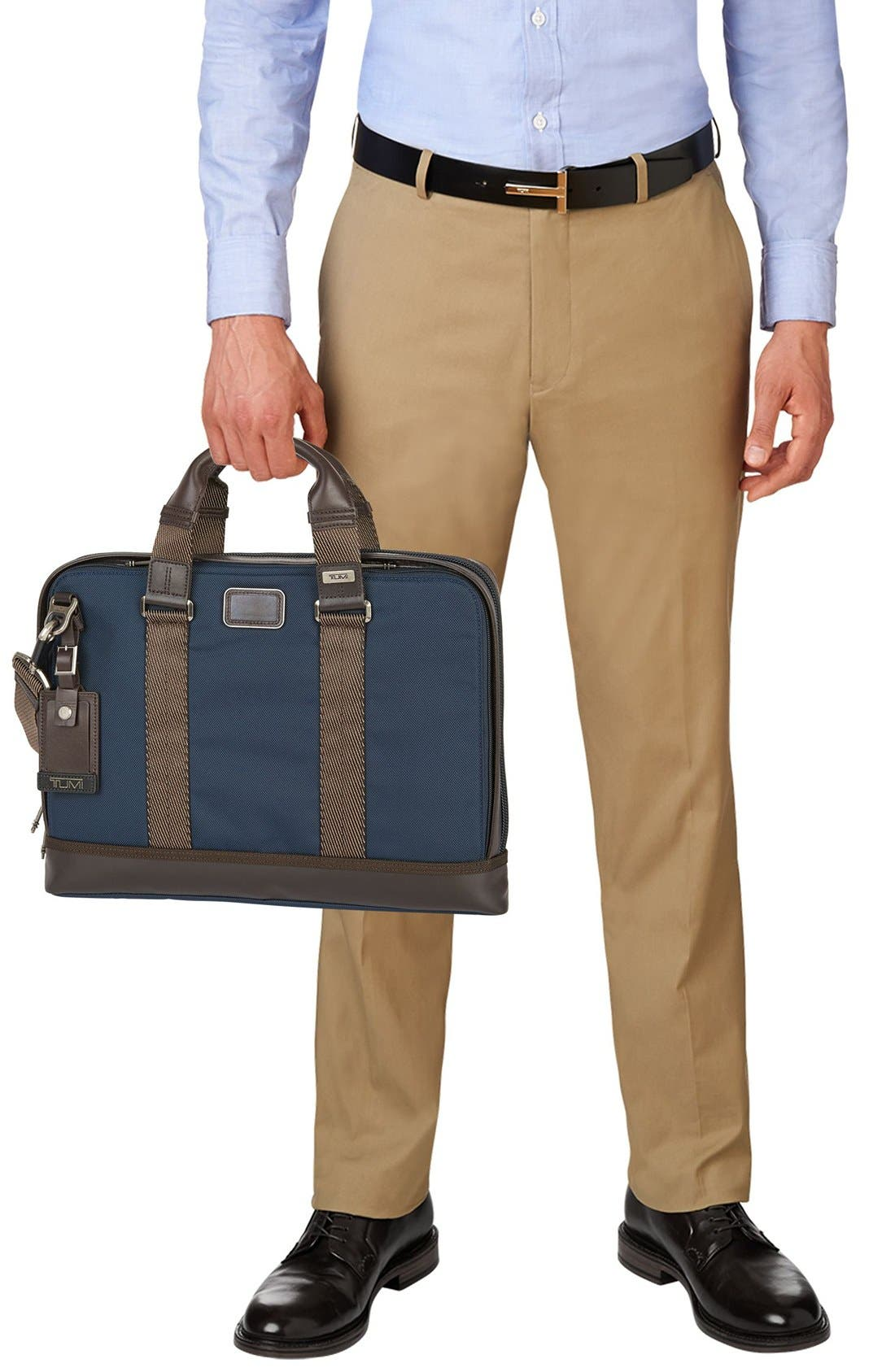 Alternate Image 2  - Tumi 'Alpha Bravo - Andrews' Slim Briefcase