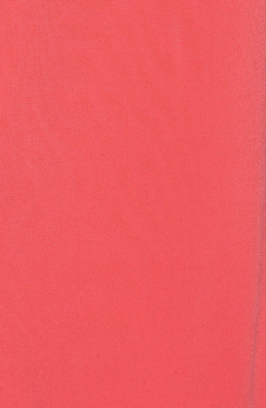 Alternate Image 7  - KUT from the Kloth Knit Shift Dress