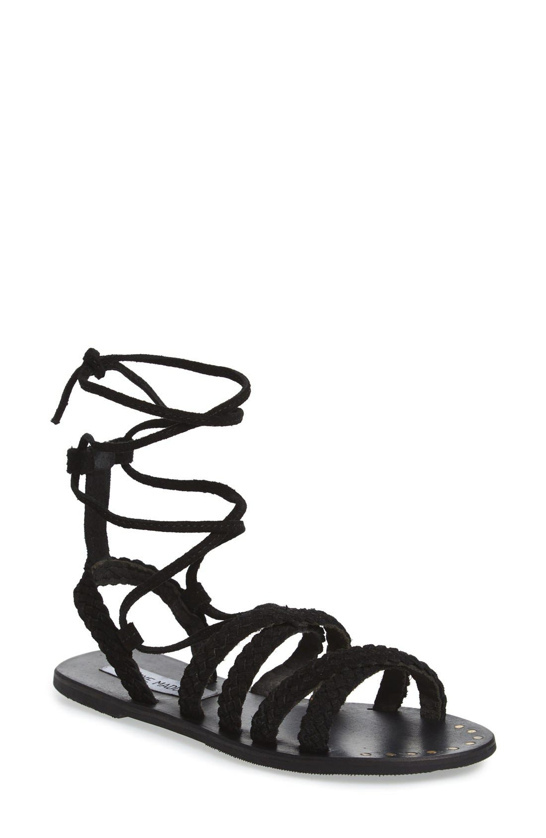 Alternate Image 1 Selected - Steve Madden 'Dorinda' Sandal (Women)