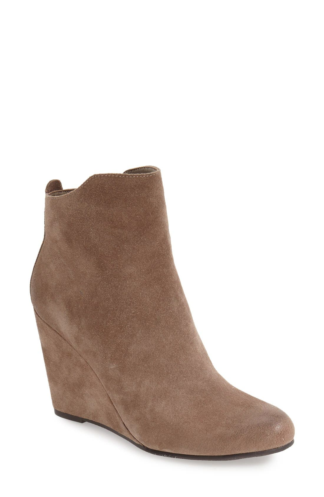 Alternate Image 1 Selected - Dolce Vita 'Gracie' Wedge Bootie (Women)