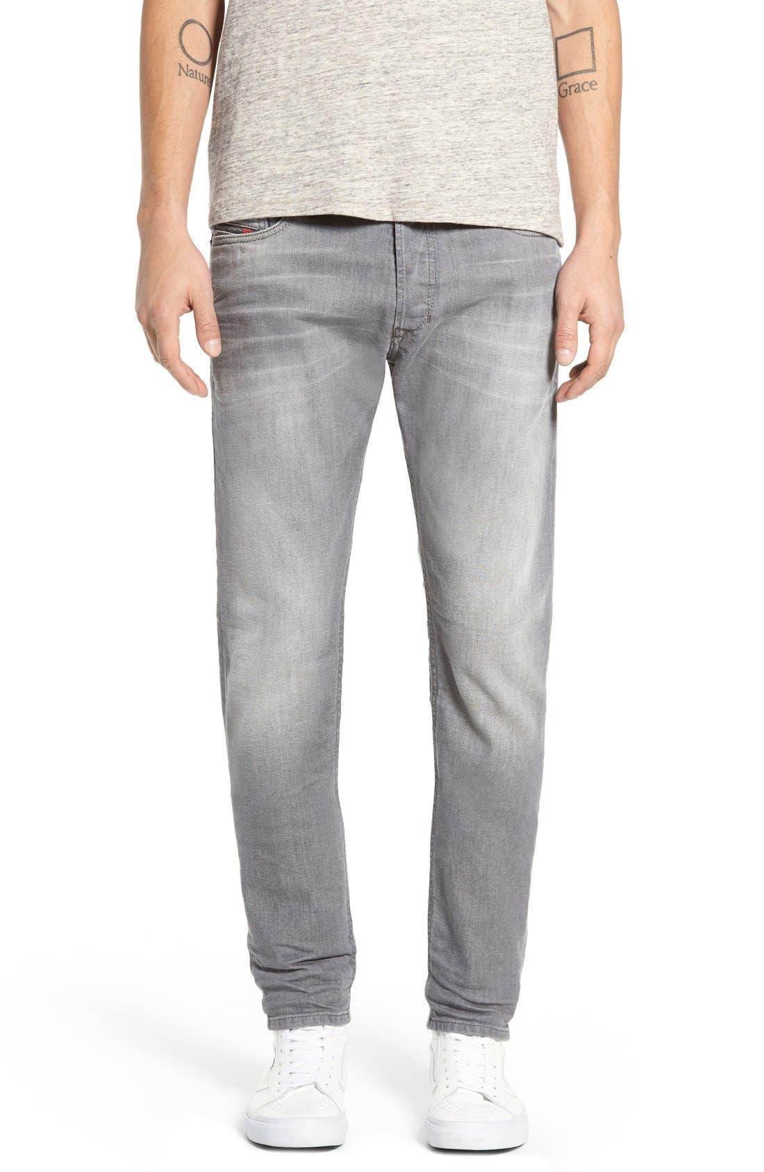 DIESEL® 'Tepphar' Skinny Fit Jeans