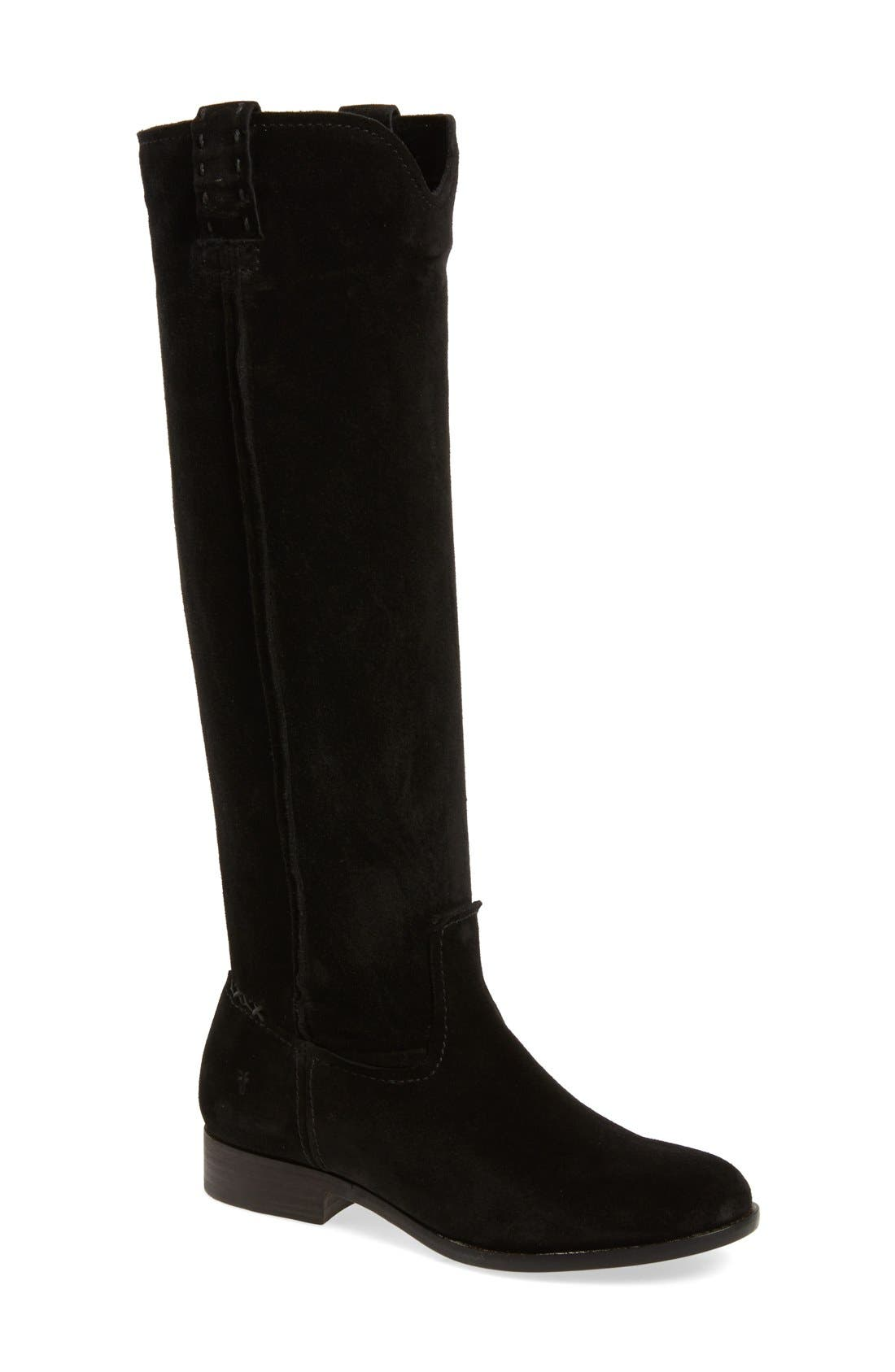 Alternate Image 1 Selected - Frye 'Cara' Tall Boot (Women)