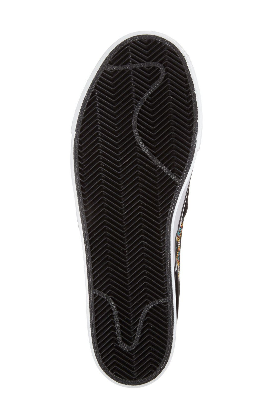 Alternate Image 4  - Nike SB 'Zoom Air Stefan Janoski Elite' Slip-On Sneaker (Men)