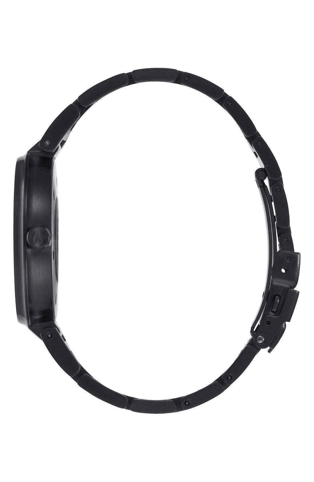 Alternate Image 3  - Nixon 'Chameleon' Bracelet Watch, 39mm