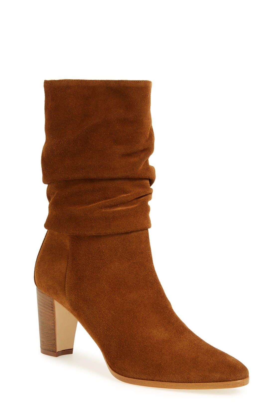 Alternate Image 1 Selected - Manolo Blahnik Slouch Boot (Women)