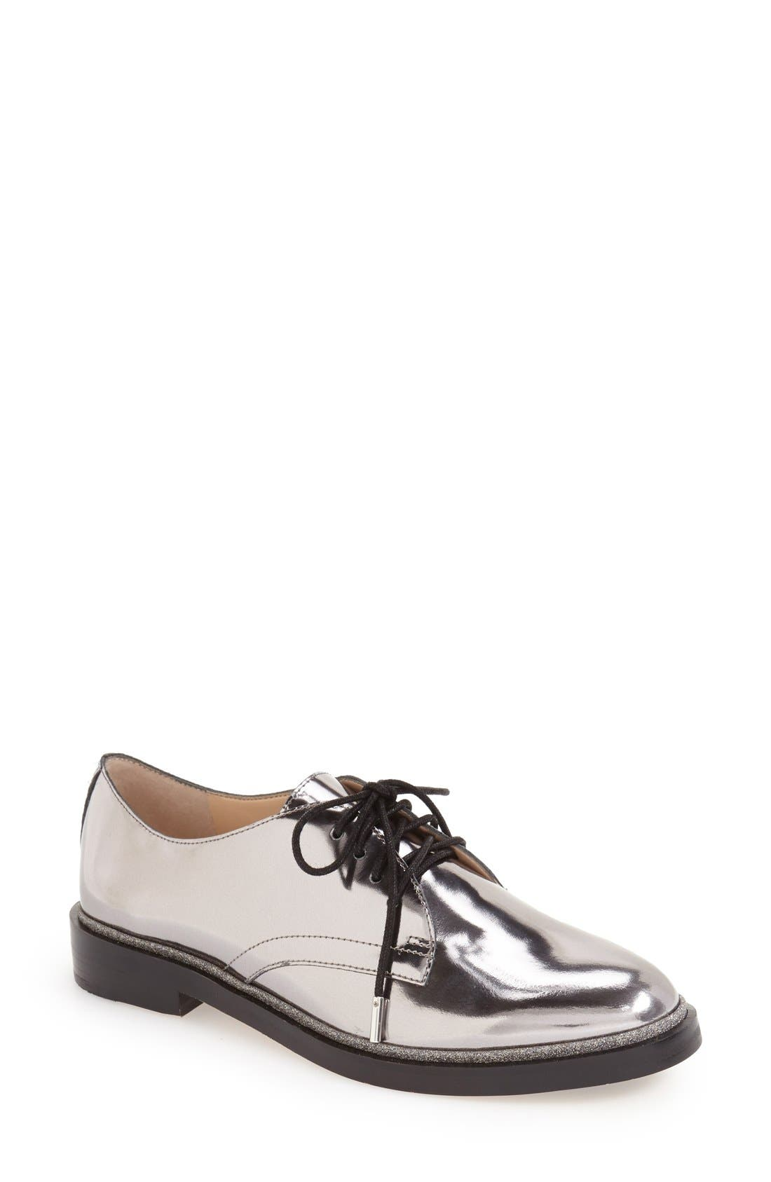 Alternate Image 1 Selected - Vince Camuto 'Ciana' Oxford (Women)