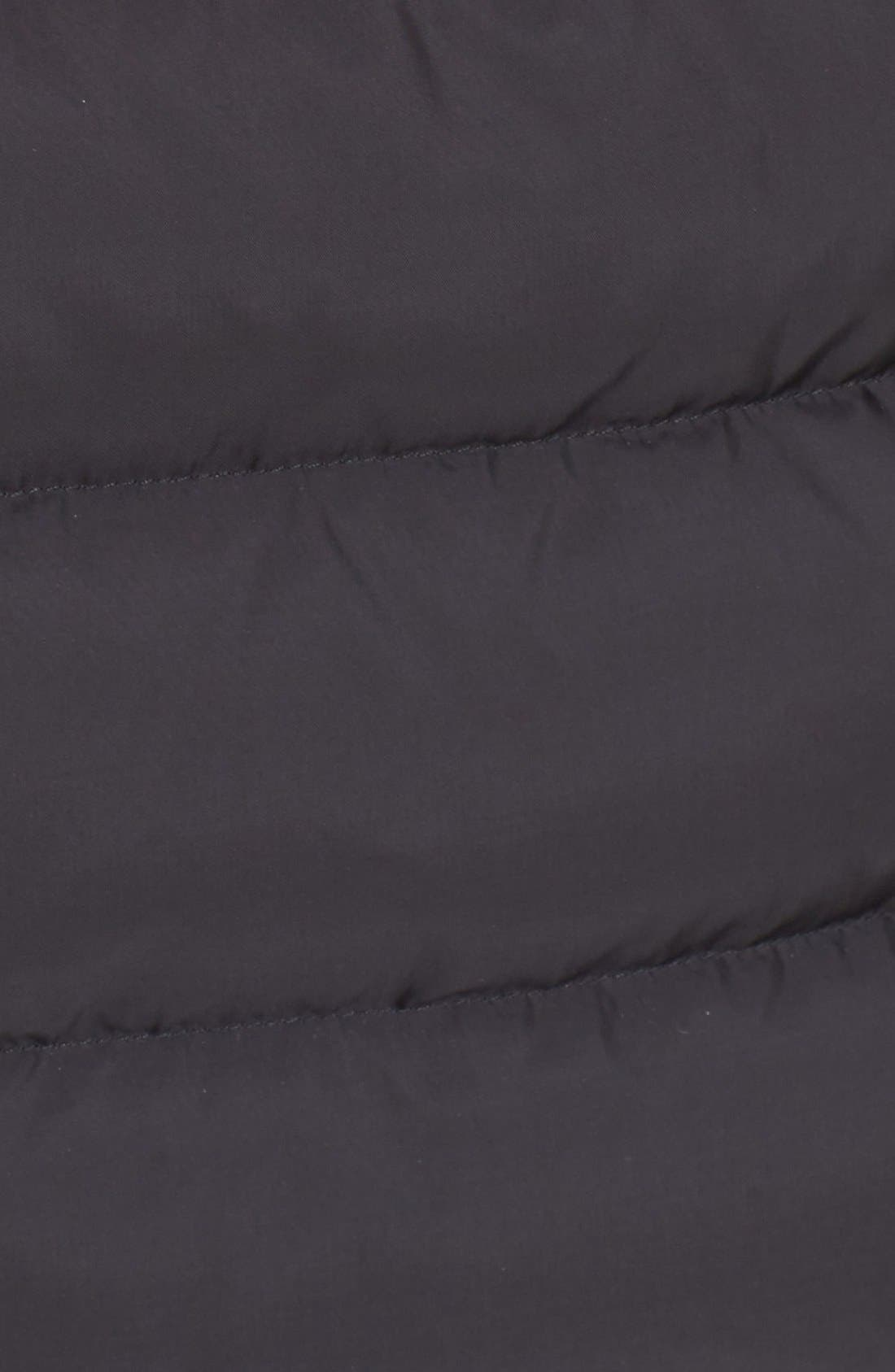 Alternate Image 3  - Burberry Harrowden Hooded Down Coat
