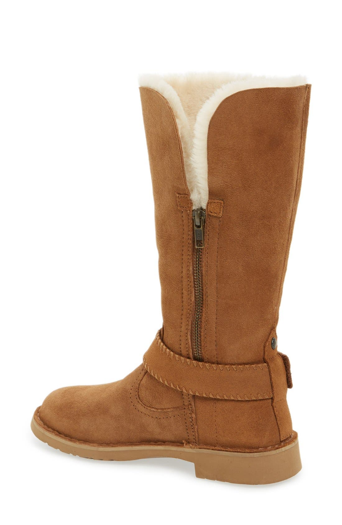 Alternate Image 2  - UGG® Braiden Cuff Boot (Women)
