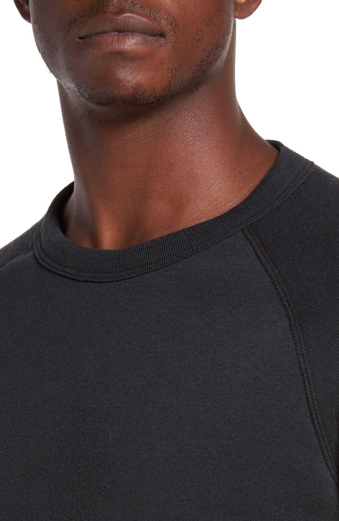 Alternate Image 4  - Alternative 'The Champ' Sweatshirt