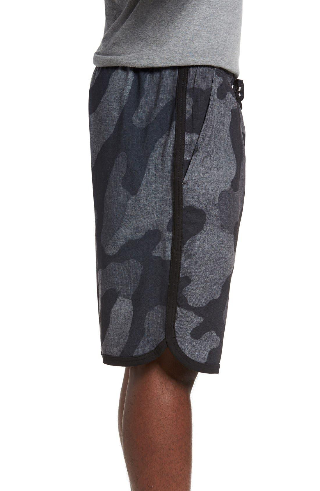 Alternate Image 3  - RVCA 'VA Sport' Athletic Shorts