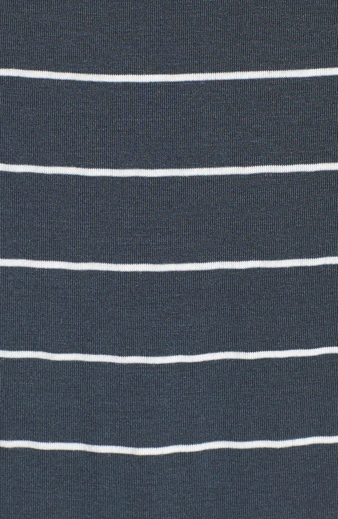 Alternate Image 5  - Volcom 'Dark Crystal' Stripe Tee