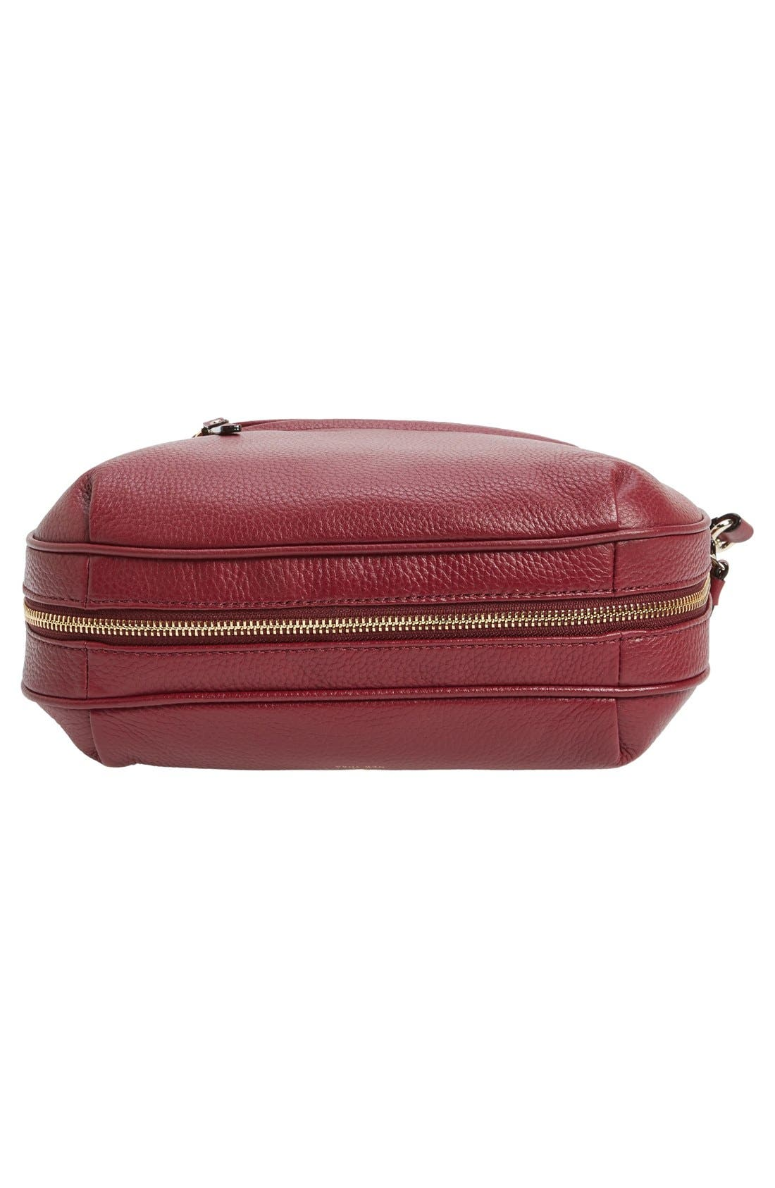 Alternate Image 6  - kate spade new york 'cobble hill - small ella' leather satchel